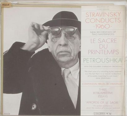 RICHARD AVEDON STRAVINSKY « Le Sacre Du Printemps...