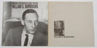 WILLIAM BURROUGHS « The doctor is on the...