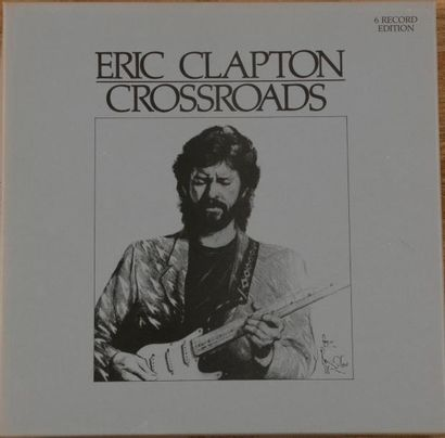 ERIC CLAPTON Coffret de 6 disques « Crossroads...