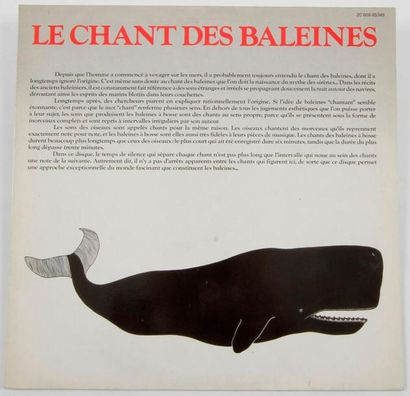 Dr. ROGER S. PAYNE « Le Chant Des Baleines...