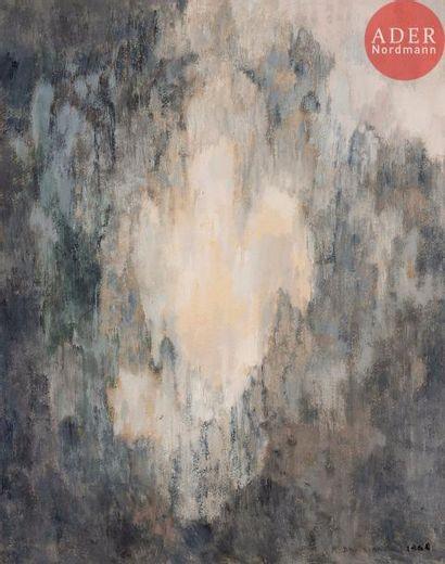 Pierre DMITRIENKO (1925-1974) Composition,...