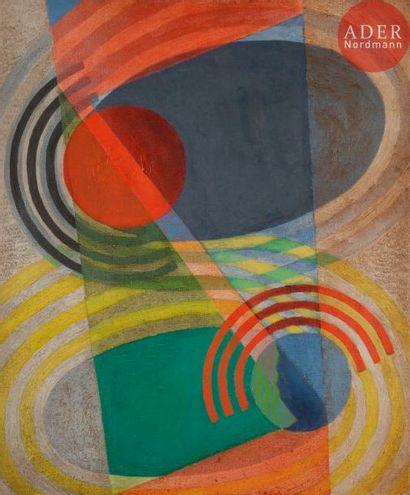 John Millard FERREN [américain] (1905-1970)...