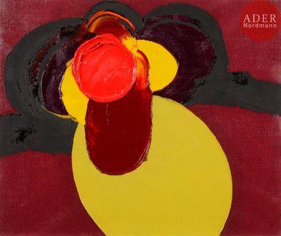 Luis FEITO [espagnol] (né en 1929) Composition,...