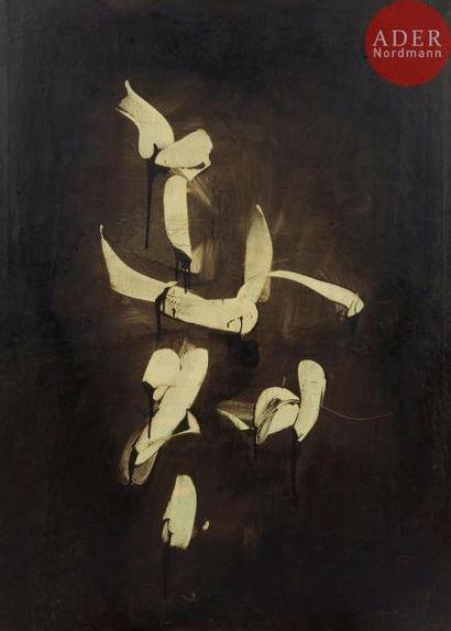 Simon HANTAÏ [hongrois] (1922-2008) Composition,...