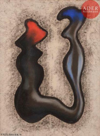Ernest ENGEL-PAK [belge] (1885-1965) Composition,...