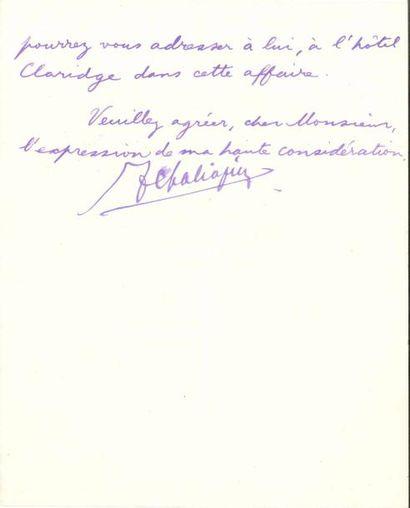 Feodor CHALIAPINE (1873-1938) basse russe....