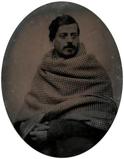 Photographe non identifié  Mexique, c. 1860....