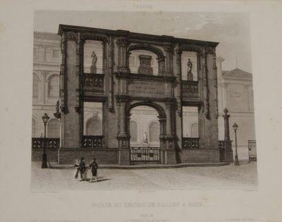 Nöel-Marie-Paymal Lerebours (1807-1873)  Excursions...