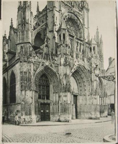 Adolphe Braun (1811-1877)  Saint Rémy de...