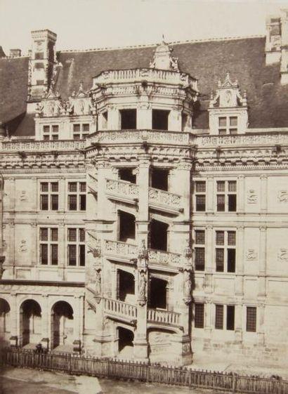 Photographe non identifié  Château de Blois,...