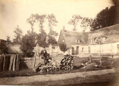 Eugène Donon  Abbaye de Saint-Valery-sur-Somme,...