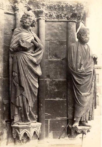 Auguste Dauphinot et Trompette Phot.  Cathédrale...