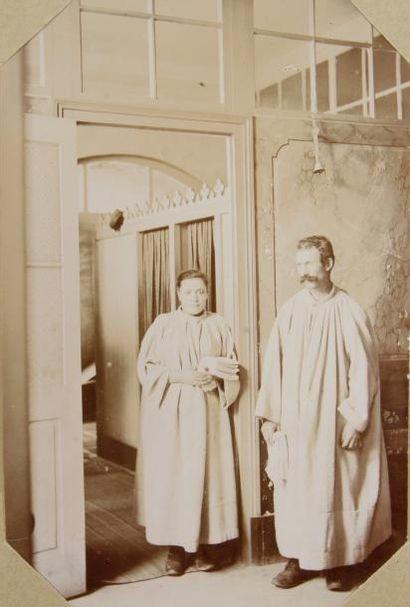 Photographe non identifié  Allevard, 1898-1899....