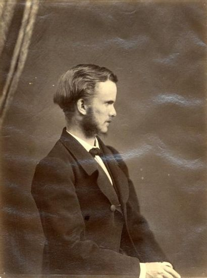 Jacques-Philippe Potteau (1807-1876)  Portraits...