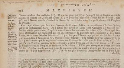 BAYLE (Pierre). Dictionnaire historique et...