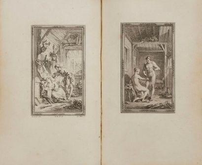 BOCCACE. Le Decameron. Londres [Paris], 1757-1761....