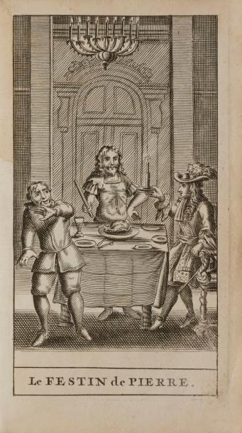 MOLIÈRE. Les Œuvres de monsieur Molière....