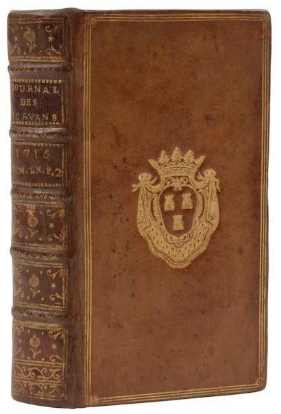 [POMPADOUR (Marquise de)]. Journal des sçavans,...