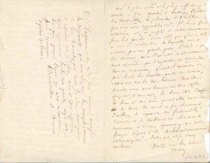 Victor, dit François-Victor HUGO (1828-1873)...