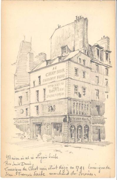 Louis-Théodore Gosselin dit G. LENOTRE (1857-1935)....