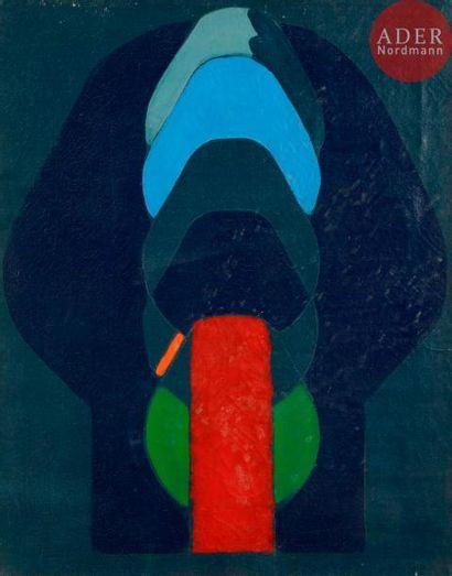 Claude BELLEGARDE (né en 1927) La Formation...