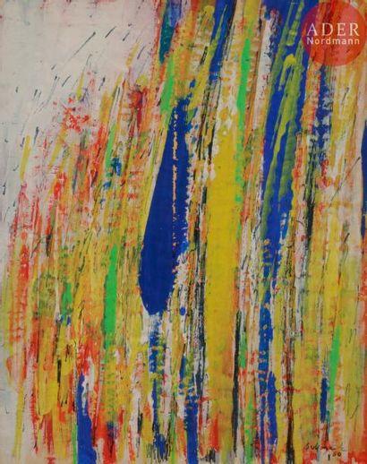 Claude BELLEGARDE (né en 1927) Composition,...