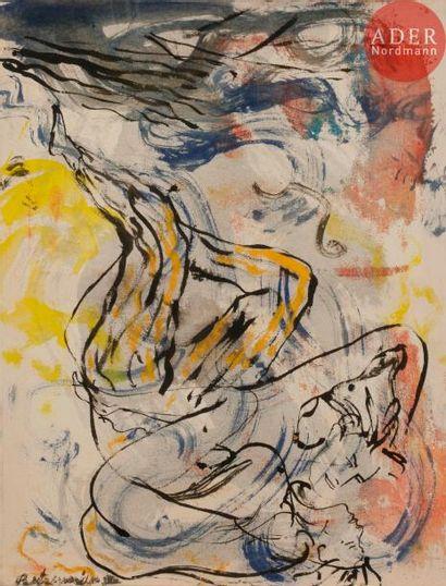 Laurent BETREMIEUX (né en 1959) Composition...