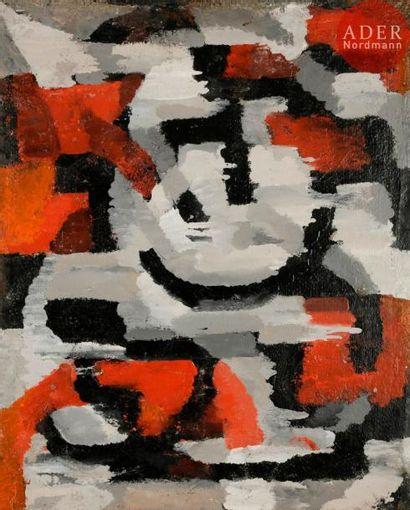 Jean-Marie CALMETTES (1918-2007) Composition...