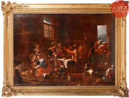 Attribué à Pietro Domenico OLIVERO (1679...