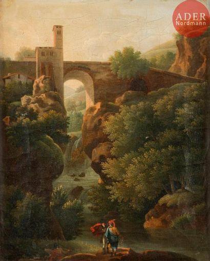 Alexandre -Hyacinthe DUNOUY (Paris 1757-...