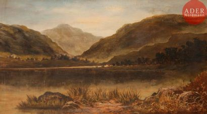 Horatio Mac CULLOCH (Glasgow 1805 - Edinburgh...