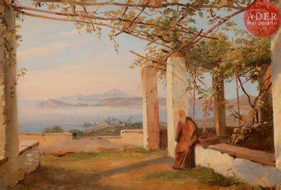Attribué à Antoine Edmond JOINVILLE (1801...
