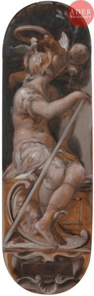 Pierre-Victor GALLAND (Genève 1822 - Paris...
