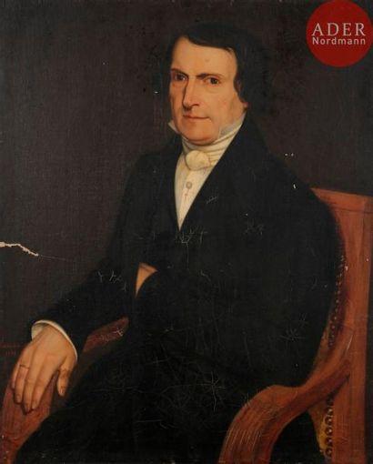 Louis François HERISSON (Paris 1810 - 1859)...