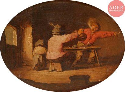 Attribué à Jan Jansz BUESEM (vers 1600 -...