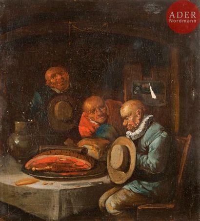 Attribué à Egbert VON HEEMSKERK II (1645...