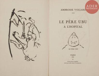 [BONNARD (Pierre)] - VOLLARD (Ambroise)....