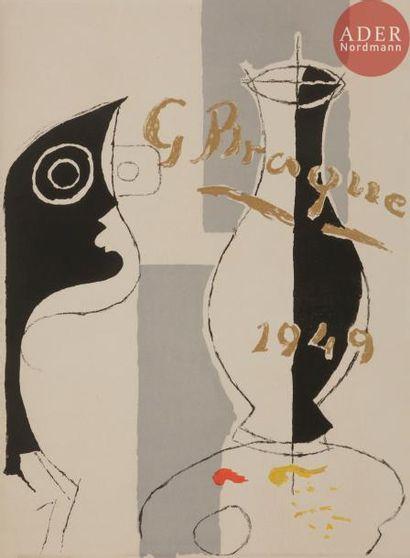 [BRAQUE (Georges)] - REVERDY (Pierre). Braque....