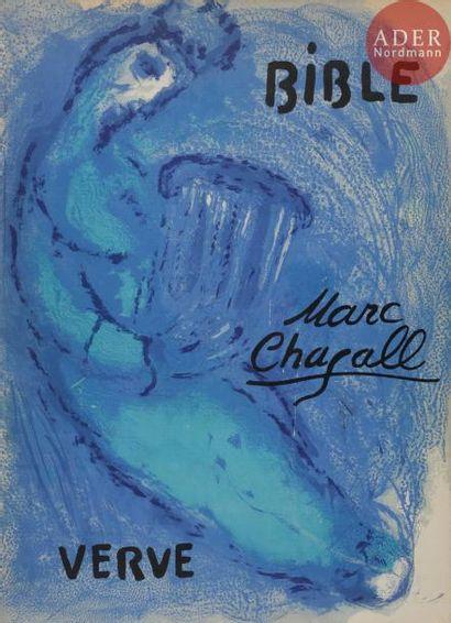 CHAGALL (Marc). Bible. Paris: Éditions de...