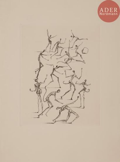 [DALI (Salvador)] - MAO (Zedong). Poèmes....