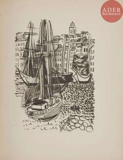 [DUFY (Raoul)] - APOLLINAIRE (Guillaume)....