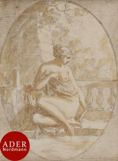 Attribué à Louis-Félix de LARUE (Paris 1730-1777)...