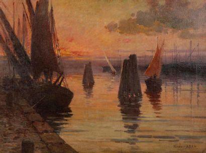 Suzanne Adrienne ADAM-LAURENS (1861-1915)...