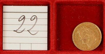 LOUIS-PHILIPPE I (1830-1848). 20 francs tête...