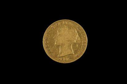 AUSTRALIE. VICTORIA (1837-1901). Monnayage...