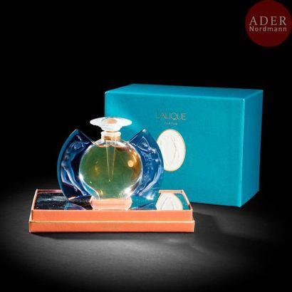 LALIQUE Parfums Jour et Nuit, modèle créé...