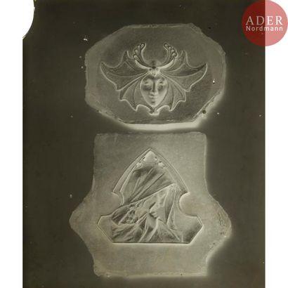Archives René LALIQUE (1860-1945) Femmes,...