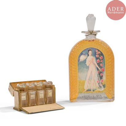 LANCÔME Parfumeur - Modèle de G. DELHOMME...