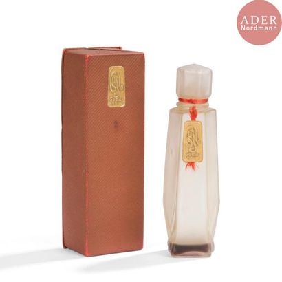GUELDY Parfums Paris Flacon à parfum. Épreuve...