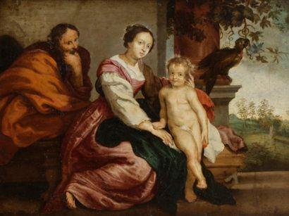 École ANVERSOISE du XVIIe siècle, suiveurde...
